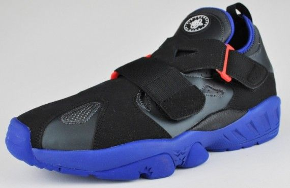 Nike Air Huarache Trainer '94 - Black - Blue - Red | Unreleased Sample -  SneakerNews.com