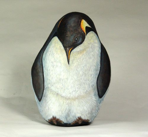 Penguin by sassidipinti, via Flickr