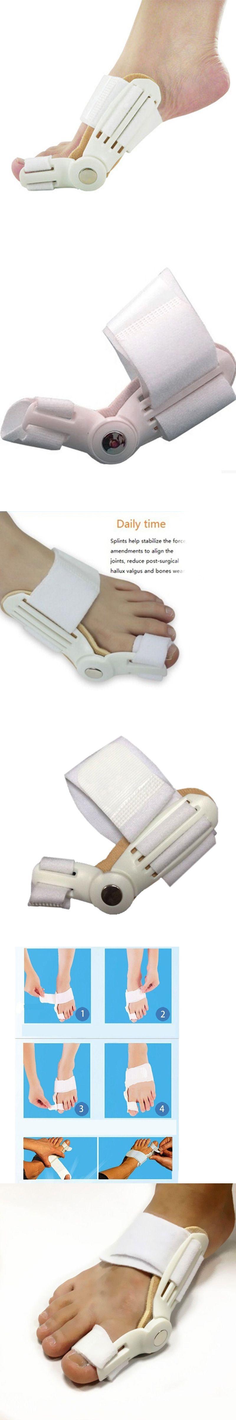 Pair Foot Care Hallux Valgus Fixed Thumb Orthopedic Valgus Pro
