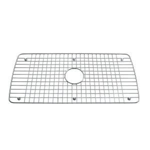 Kohler Cape Dory 27 1 2 In X 13 3 8 In Bottom Sink Bowl Rack In