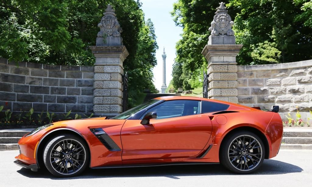 Chasing The Corvette C7 Z06 Gm S Pursuit Of Auto Perfection Gm