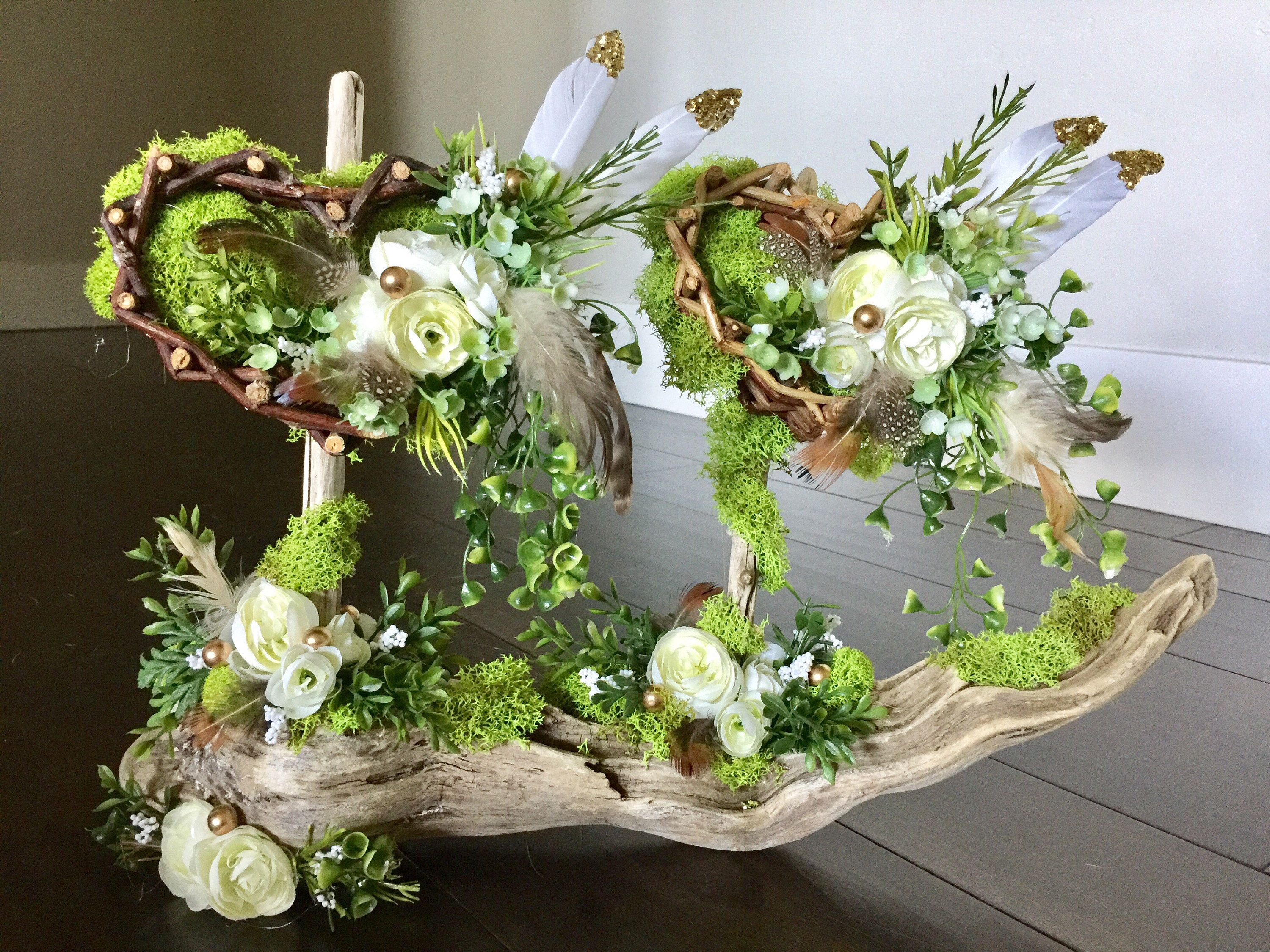Awesome Driftwood Centerpiece Ideas