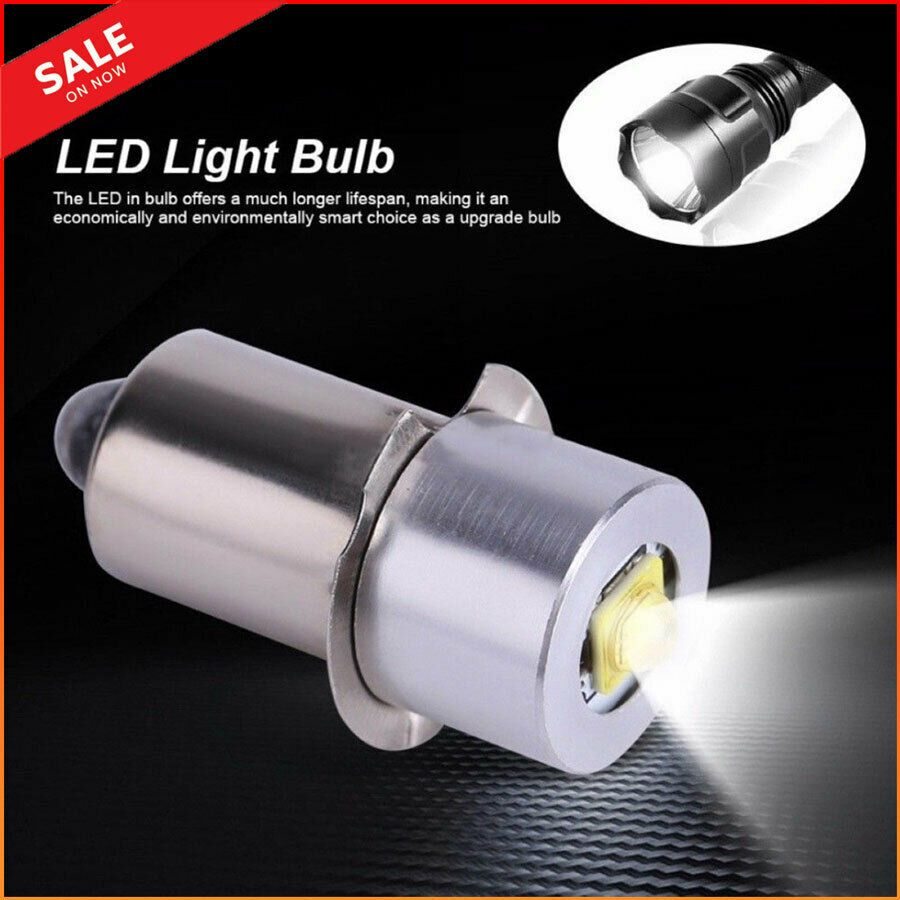 Led Flashlight Bulb Led Upgrade Bulb Lamp Flashlight Dc Replacement Bulbs Unbranded Highway Light Flashlight Light Bulb Uv Light Bulbs