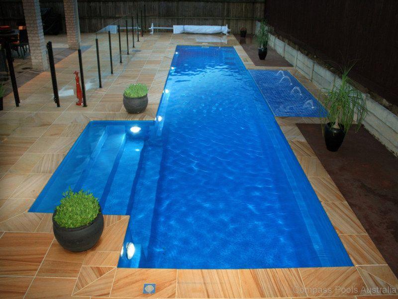Fast Lane Compass Pools Australia Swimming Pools Pool Cool Pools