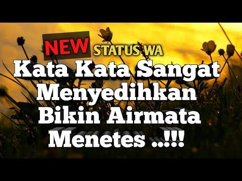 Pin Di Video Kata2 Mutiara