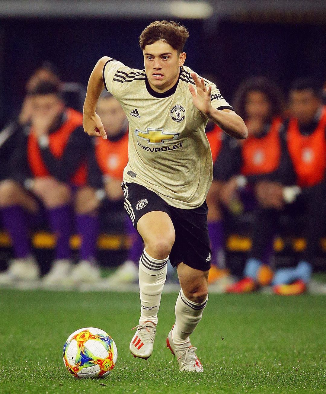 This sight = a defender's nightmare. You've voted Daniel