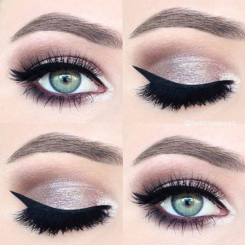 Make This Stunning Eye Makeup Stay By Priming Your Lids With It Cosmetics Amazing Concealer Get Rid Of Unwanted Winter Eye Makeup Pink Eye Makeup Eye Makeup