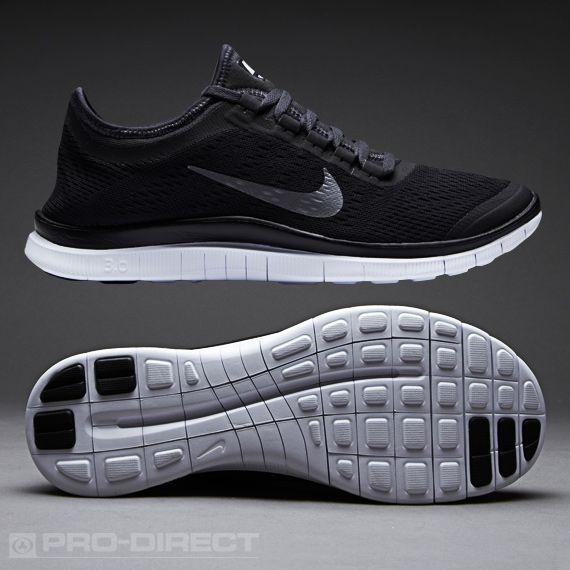 Nike Free 3.0 V5 Damen Schwarz