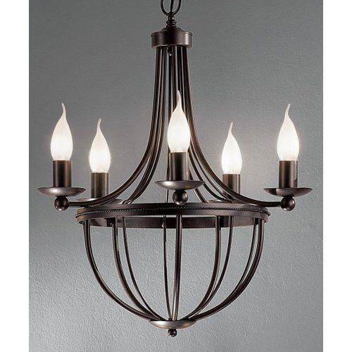 Kronleuchter Mit Lampenschirmen Moderne Kronlechter Hier: Kronleuchter 5-flammig Azienda Jetzt Bestellen Unter