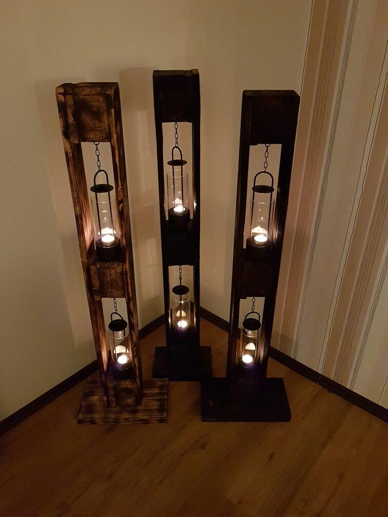 Photo of Lantern / tealight / lantern lantern model Bodden. Purchase price: 65 € per lamp ….