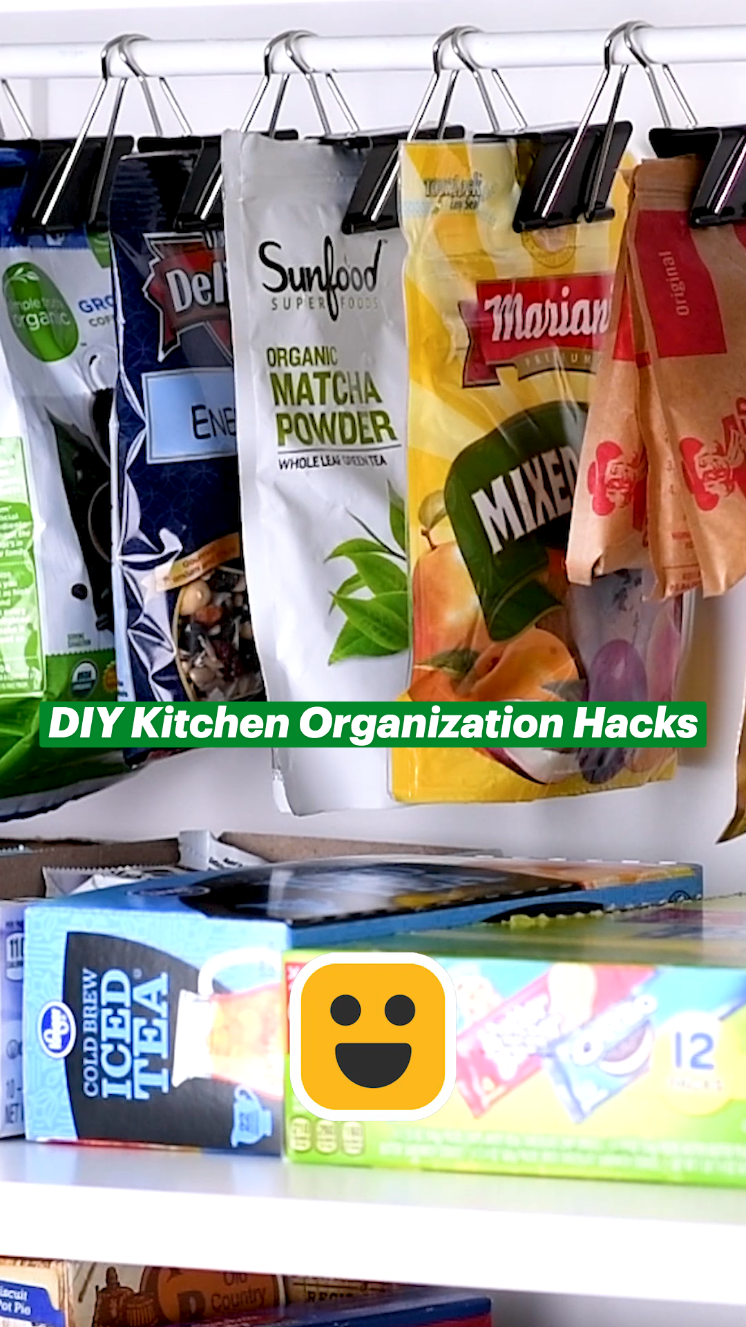 DIY Kitchen Organization Hacks