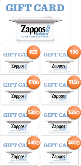 Can Never Go Wrong With Shoes Especially From Zappos Gift Card Egift Card Gifts