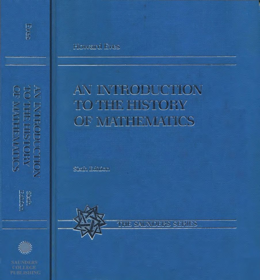 An Introduction to the History of Mathematics (6th Ed)(gnv64