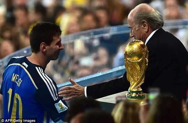 Messi Was The Victim Of Sabella Tactical Switch According To