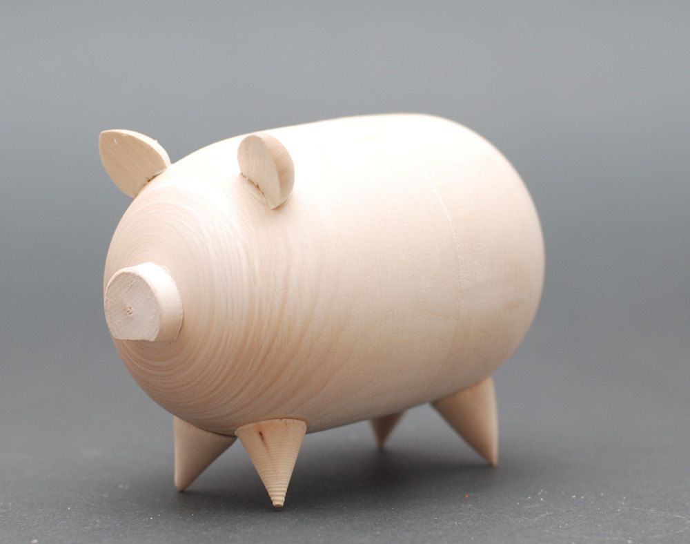 Elegant 50 Cool Piggy And Coin Banks For Kids That Adults Would Love Too  Https://link.crwd.fr/dzi #etsy #papercraft #diy