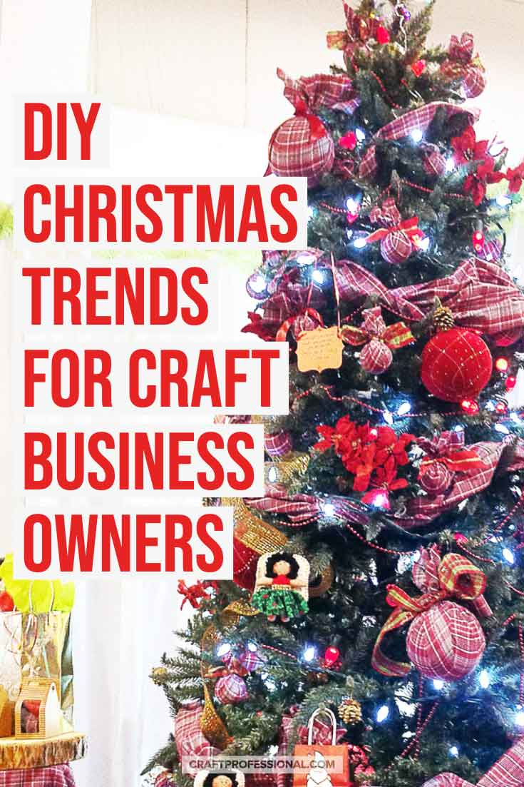 DIY Christmas Trends Trending Crafts to Sell for Holiday