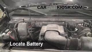 How To Clean Battery Corrosion 1997 2002 Ford Expedition