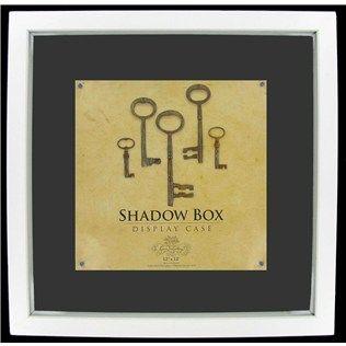 Green Tree Gallery 12 X 12 White Shadow Box Display Case Shop Hobby Lobby Shadow Box Display Case White Shadow Box Shadow Box
