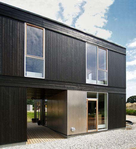 Bbb low cost housing prototype tegnestuen vandkunsten 2004 2008 construcci nes alternativas - Casas prefabricadas low cost ...