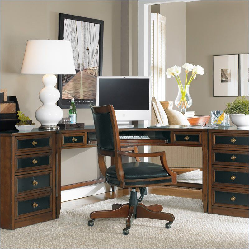 post glass home office desks. Hooker Furniture Whitney Corner Desk Post Glass Home Office Desks A