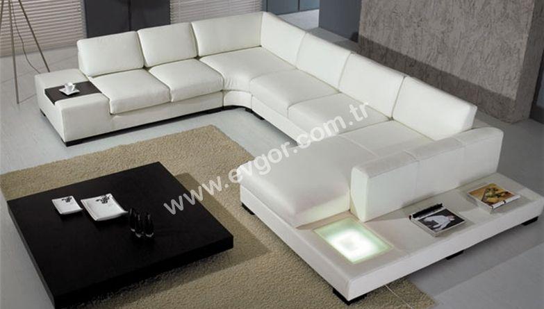 Solenzo Köşe Takım Köşe Takımları Evgör Mobilya want Pinterest - moderne wohnzimmer couch