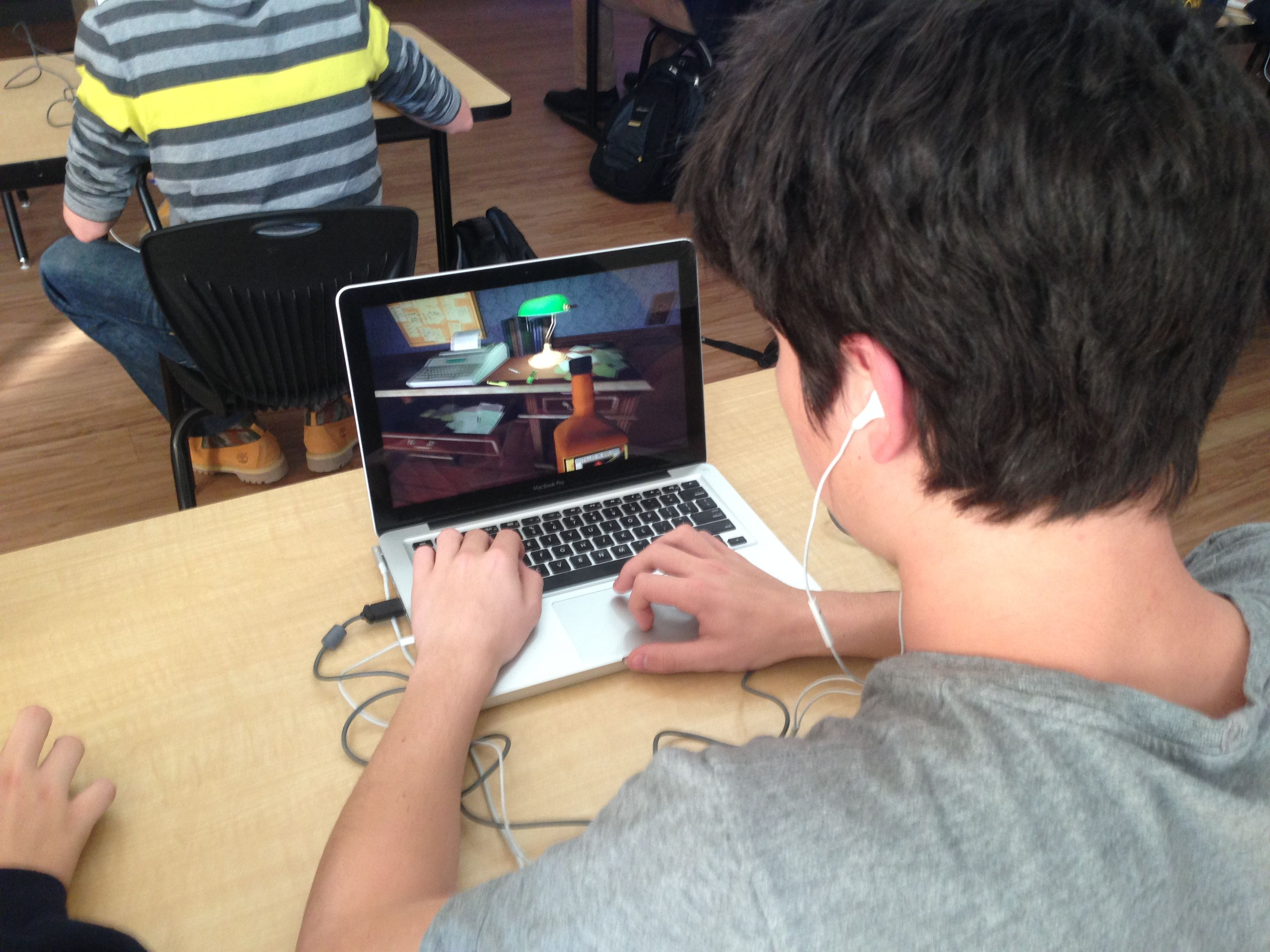 Gone Home A Video Game as a Tool for Teaching Critical