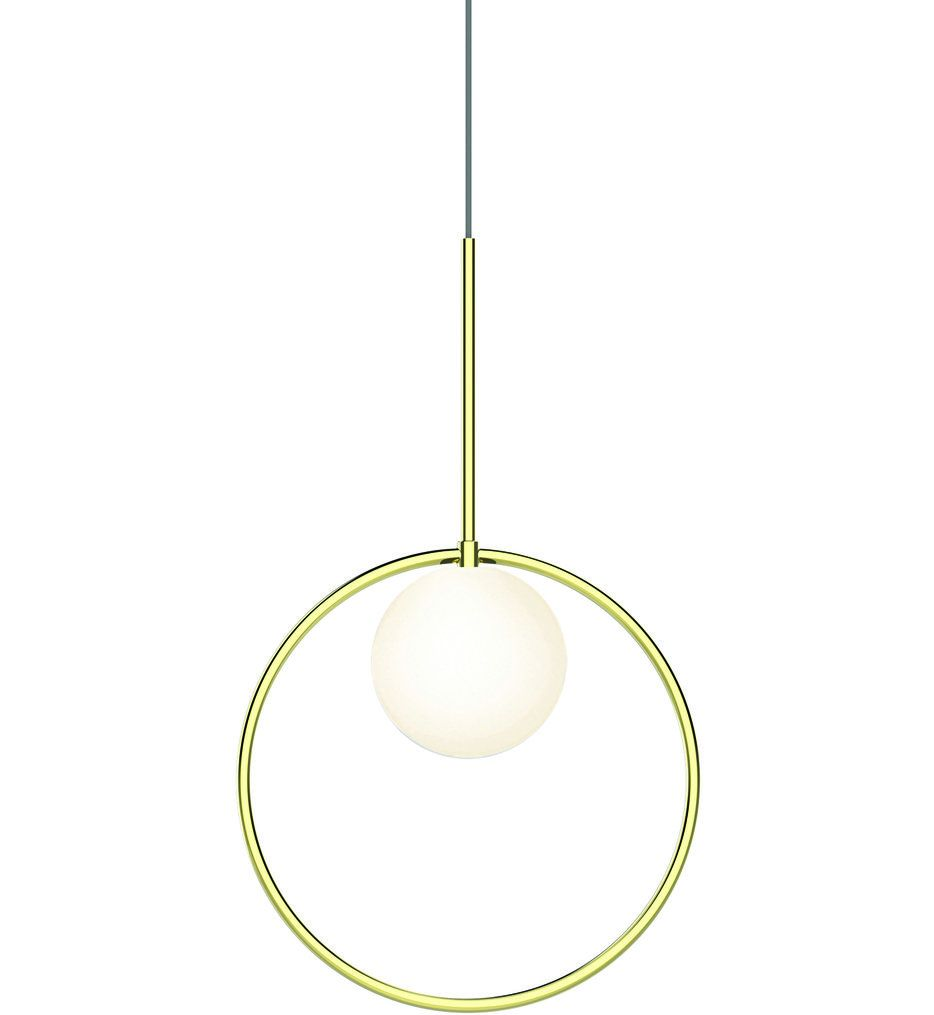 Pablo Designs Bola Halo 12 Inch Pendant In 2020 Pablo Designs Design Pendant