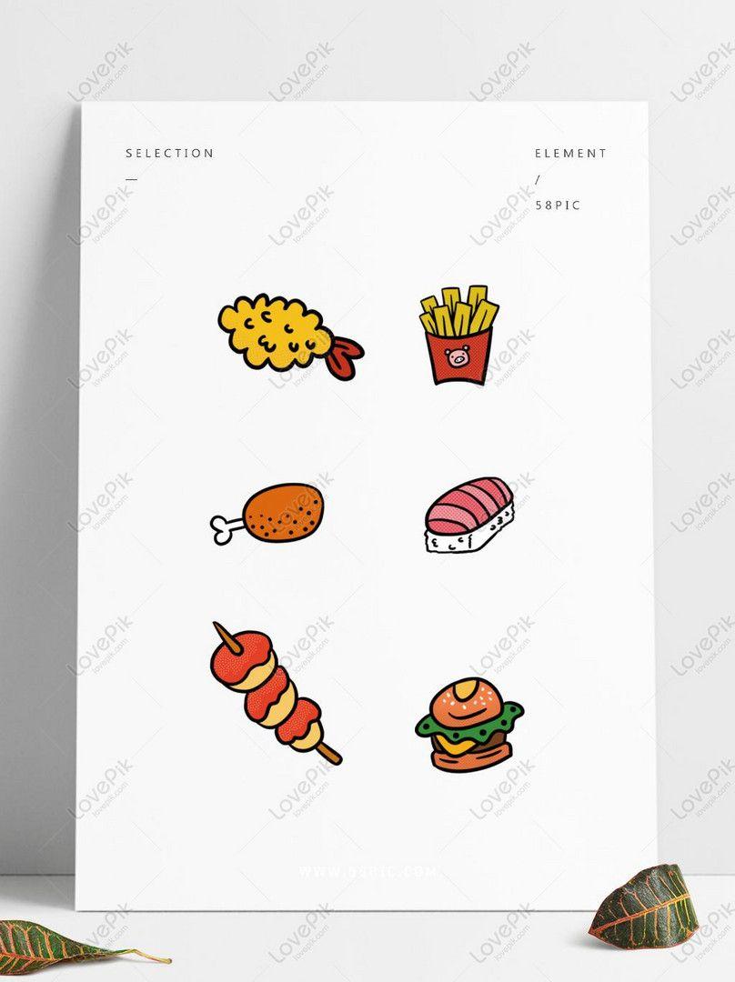 Gambar Animasi Makanan Lucu Gambar Animasi Lucu