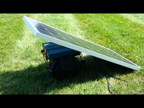 Save Money And The Planet With The Solar Power Generator 4600 Watt 110 Amp With Wind Turbine System D Solar Powered Generator Best Solar Panels Solar Projects