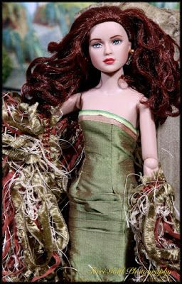 Collecting Fashion Dolls by Terri Gold: Tiny Kitty To Make A Comeback | Simone Rouge wearing a Madame Alexander Cissette (or Coquette) fashion