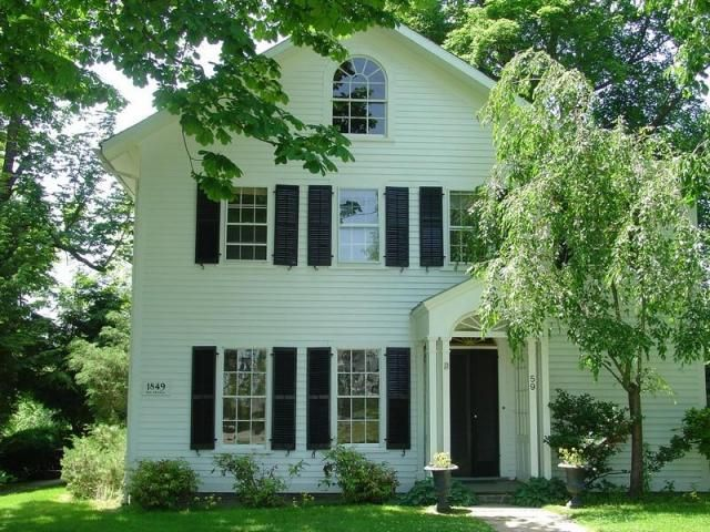 litchfield ct litchfield old houses home and family pinterest