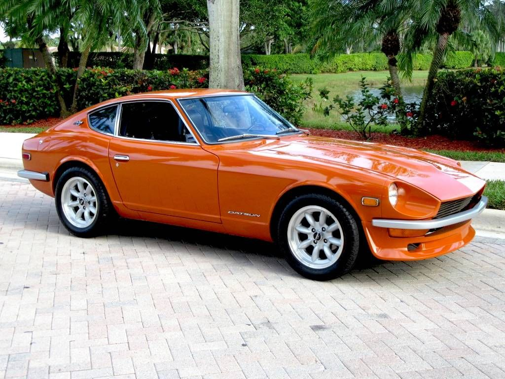 1970 Datsun 240Z for sale 1891829 Hemmings Motor News
