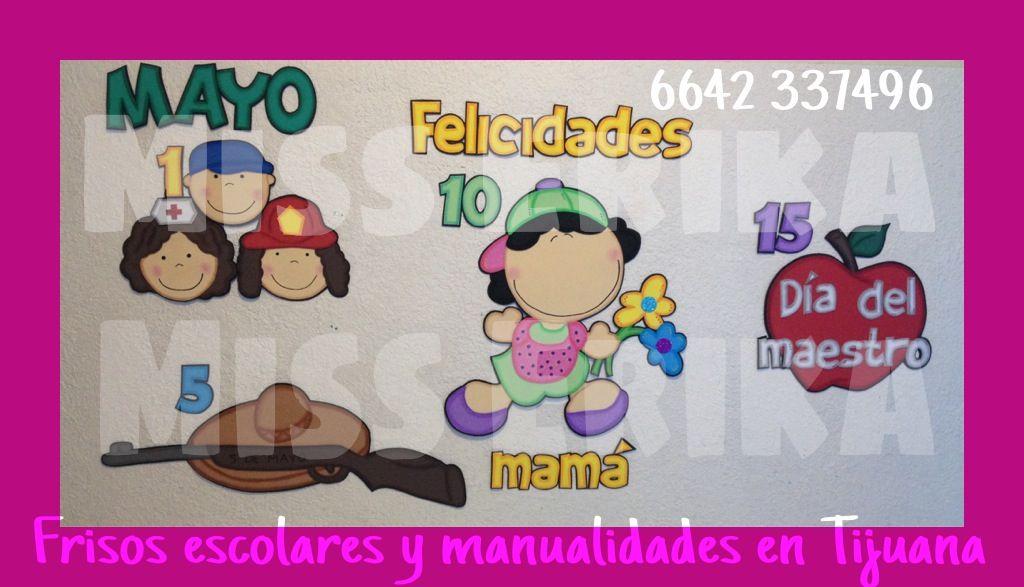 Efemerides De Mayo Peri Dico Mural Pinterest Murales
