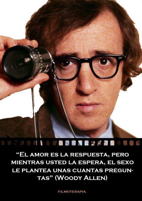 50 Citas Por Woody Allen Woody Allen Frases De Woody