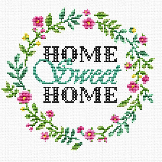 564 Best Home Sweet Home Cs Images Cross Stitch Patterns Cross Stitch Stitch Patterns