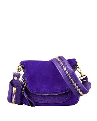 3d107581f8faf Jennifer Suede Mini Crossbody Bag