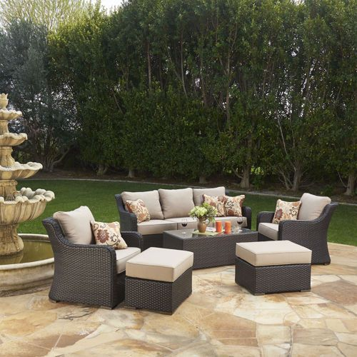 Cedar Grove 6-piece Seating Set by Mission Hills® - Cedar Grove 6-piece Seating Set By Mission Hills® New House