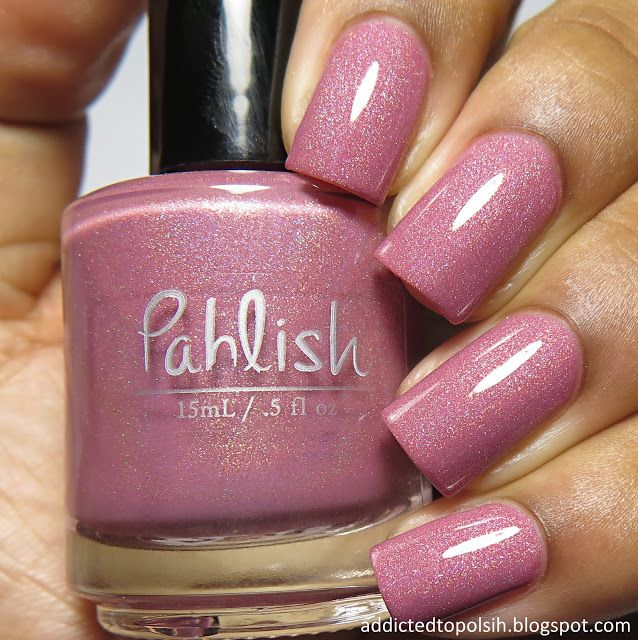 Pahlish Lovers and Madmen | Addicted to Polish | My Nail Polish ...