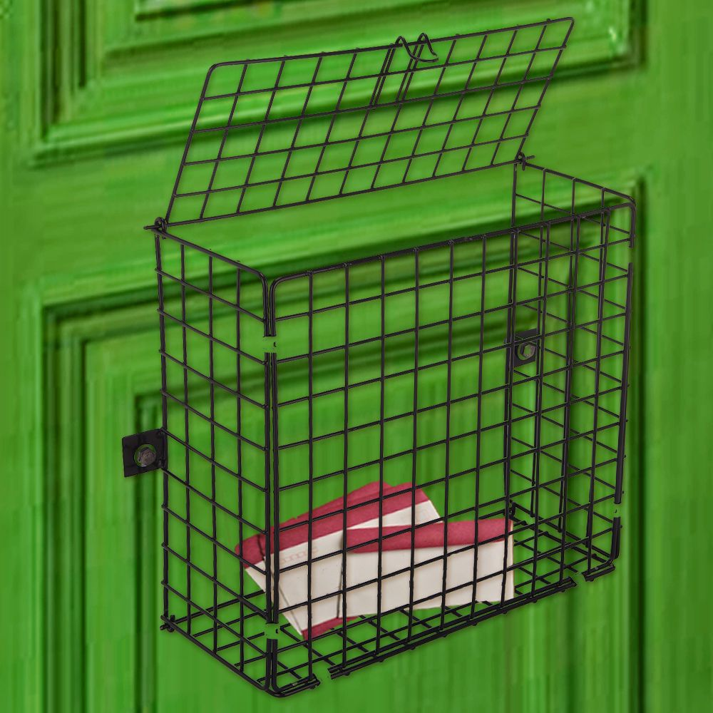 Details about Extra Large Letterbox Cage Door Letter Box