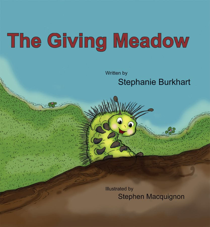 by Stephanie Burkhart, illustrated by Stephen Macquignon