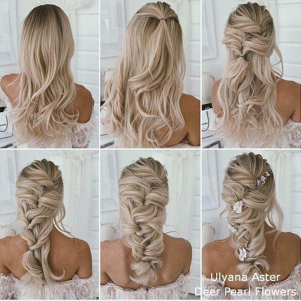 18 tutoriales para peinados de novia para novias y madrinas