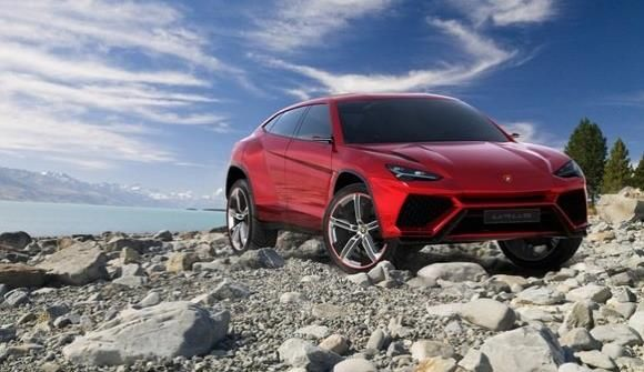 Lamborghini CEO Expects Urus To Hit Production - http://www.technewsresource.com/lamborghini-ceo-expects-urus-to-hit-production/