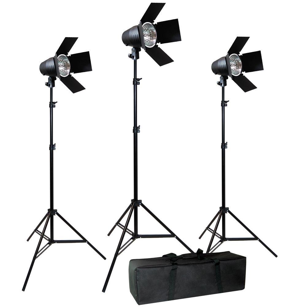 Video Photography Studio Film 3 Barndoor Tungsten Film Video Lighting Kit Case in Cameras u0026 Photo Lighting u0026 Studio Continuous Lighting Other Continuous ...  sc 1 st  Pinterest & Resultado de imagen para film set lights | SETS | Pinterest azcodes.com