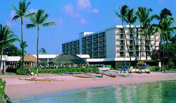 King Kamehameha S Kona Beach Hotel In Kailua Hawaii Is