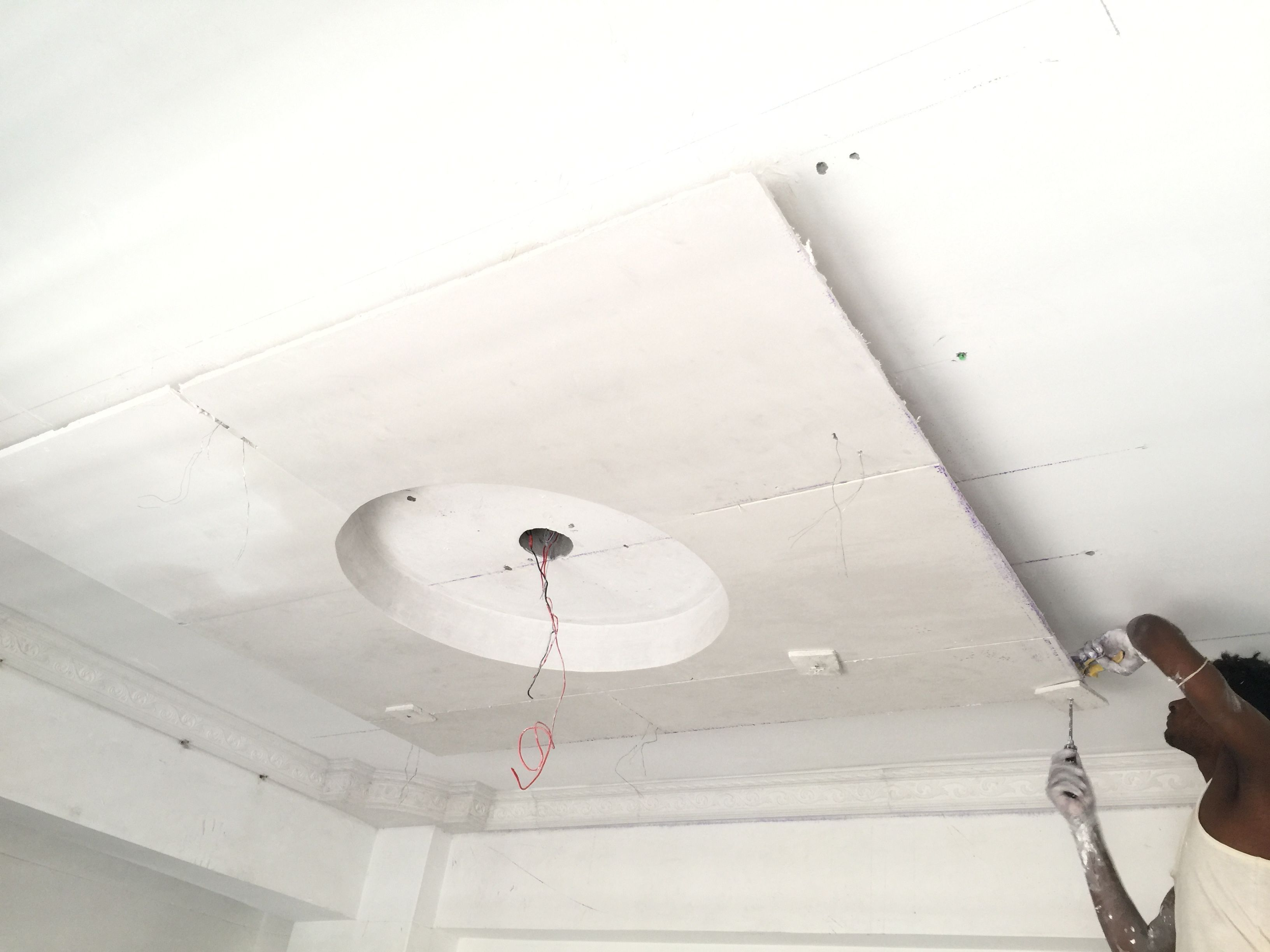 Manufacturer Of Gypsum False Ceiling Gypsum Ceiling Work Gypsum