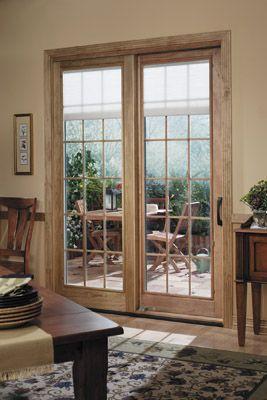 Loweu0027s Patio Doors | Designer Series® Sliding French Patio Door | Pella  Pressroom