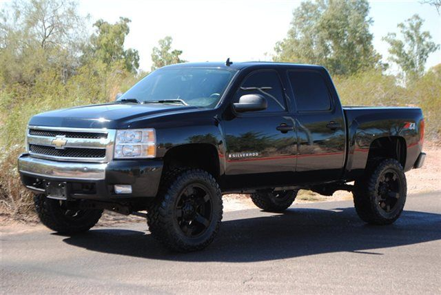 2007 Chevrolet Silverado 1500 Classic LS Extended Cab in Blue ...