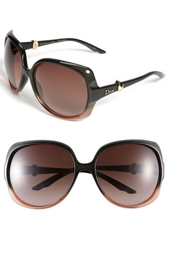 19aff3bd554c6 Dior Oversized Sunglasses
