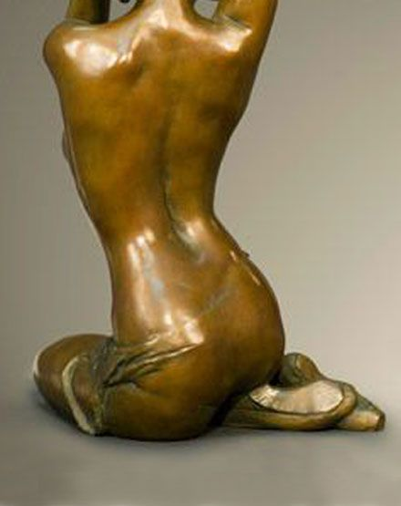 ♔ 'Ballerine' ~ by Jacques le Nantec ~ French artist