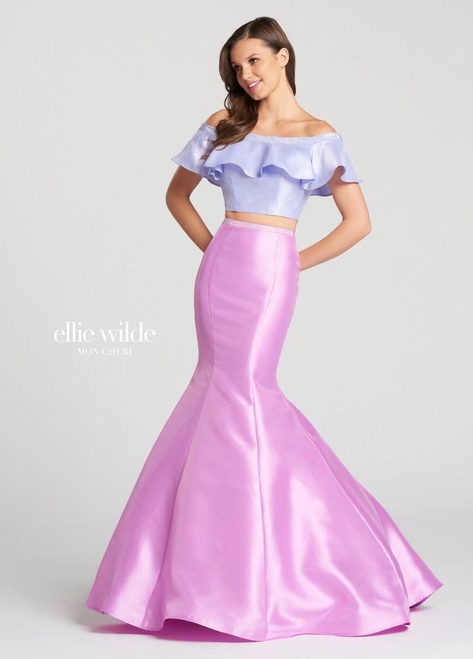 Ellie Wilde EW118162 Dress   ชุดราตรี   Pinterest